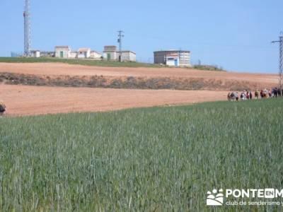Ruta de las Caras - Buendía (Embalse de Buendía); rutas senderismo girona